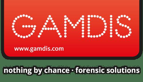 Gamdis – Forensische Prävention Logo
